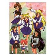 Купить панорамные постеры Sailor Moon