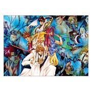 Купить панорамные постеры Saiyuki