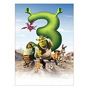 Купить панорамные постеры Shrek
