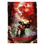 Купить панорамные постеры Splatterhouse