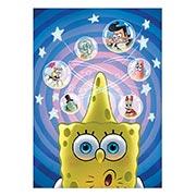 Купить панорамные постеры SpongeBob Squarepants