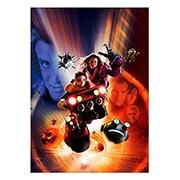 Панорамный постер по аниме/манге Spy Kids
