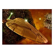 Купить панорамные постеры Star Trek