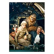 Купить панорамные постеры Star Wars