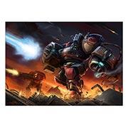 Купить панорамные постеры StarCraft