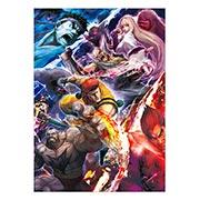 Купить панорамные постеры Street Fighter