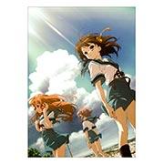 Купить панорамные постеры Melancholy of Haruhi Suzumiya