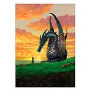 Панорамный постер по аниме/манге Tales of Earthsea