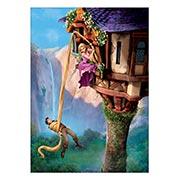 Купить панорамные постеры Tangled
