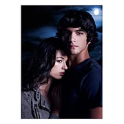 Панорамный постер Teen Wolf