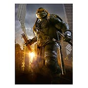 Купить панорамные постеры Ninja Turtles
