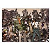 Панорамный постер Togainu no Chi