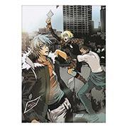 Купить панорамные постеры Togainu no Chi