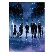 Купить панорамные постеры Tokyo Ghoul