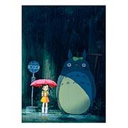 Панорамный постер My Neighbor Totoro