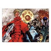 Купить панорамные постеры Trigun