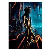 Купить панорамные постеры Tron