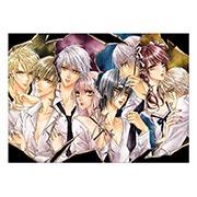 Купить панорамные постеры Uragiri wa Boku no Namae wo Shitteiru