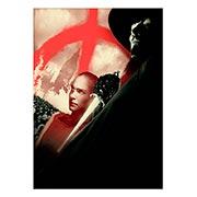 Панорамный постер по аниме/манге V for Vendetta