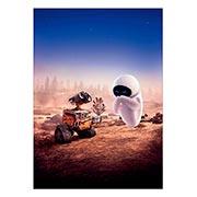 Купить панорамные постеры Wall-E