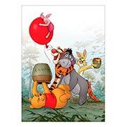 Купить панорамные постеры Winnie the Pooh