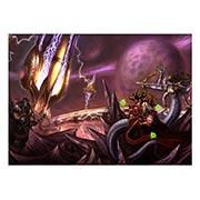 Купить панорамные постеры Warcraft and World of Warcraft