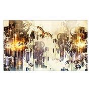 Неформатный постер по аниме/манге Child of Eden. Размер: 100 х 60 см