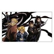 Купить неформатные постеры Fullmetal Alchemist