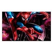 Неформатный постер Spider-man. Размер: 100 х 60 см