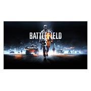 Неформатный постер Battlefield. Размер: 105 х 60 см