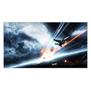 Купить неформатные постеры Battlefield