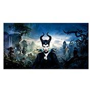 Купить неформатные постеры Maleficent