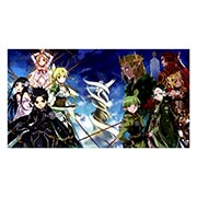 Купить неформатные постеры Sword Art Online