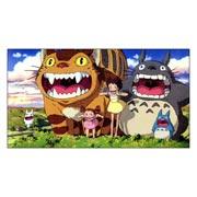 Неформатный постер My Neighbor Totoro. Размер: 110 х 60 см