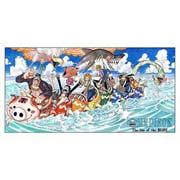 Неформатный постер One Piece. Размер: 120 х 60 см