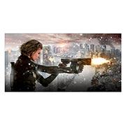Купить неформатные постеры Resident Evil