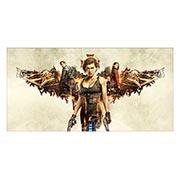 Неформатный постер по аниме/манге Resident Evil. Размер: 120 х 60 см
