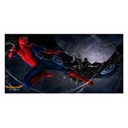 Неформатный постер Spider-man. Размер: 120 х 60 см