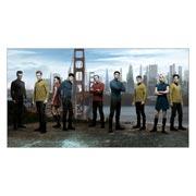 Неформатный постер Star Trek. Размер: 120 х 60 см