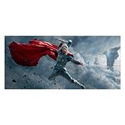 Неформатный постер Thor. Размер: 130 х 60 см