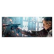 Неформатный постер Star Wars. Размер: 150 х 60 см