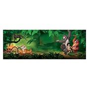 Неформатный постер Jungle Book. Размер: 170 х 60 см