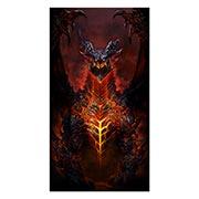 Купить неформатные постеры Warcraft and World of Warcraft