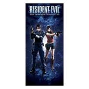 Неформатный постер Resident Evil. Размер: 60 х 130 см