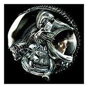 Неформатный постер Alien. Размер: 60 х 60 см