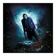 Неформатный постер Batman. Размер: 60 х 60 см