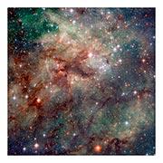 Купить неформатные постеры Космические пейзажи