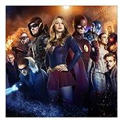 Купить неформатные постеры DCs Legends of Tomorrow
