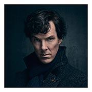 Купить неформатные постеры Sherlock BBC