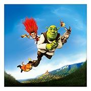 Купить неформатные постеры Shrek